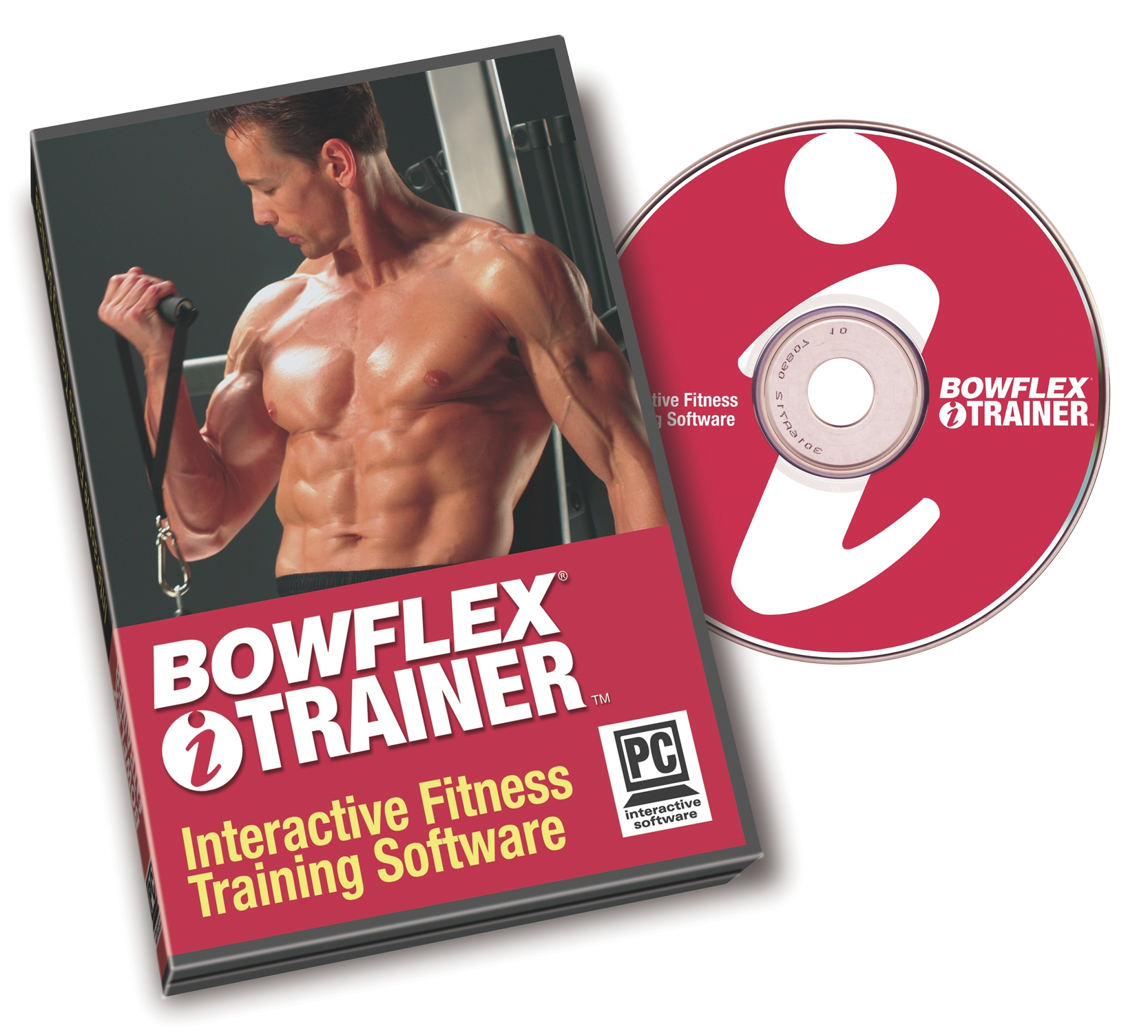 Bowflex Revolution Space Requirements: Bowflex I-trainer Fitness Software
