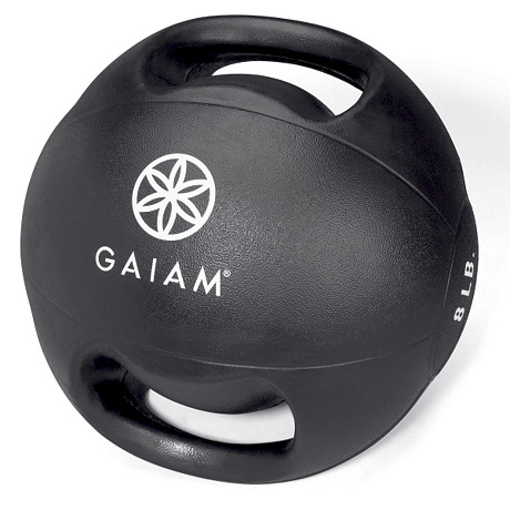 Gaiam ab ball kit