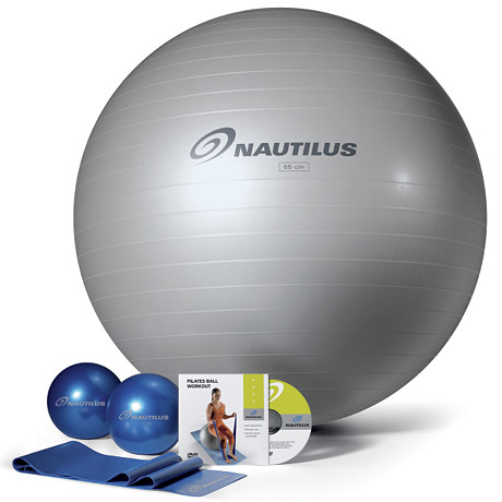Nautilus® Pilates Ball Workout