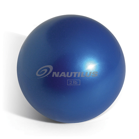Nautilus® Pilates Soft Weight Balls
