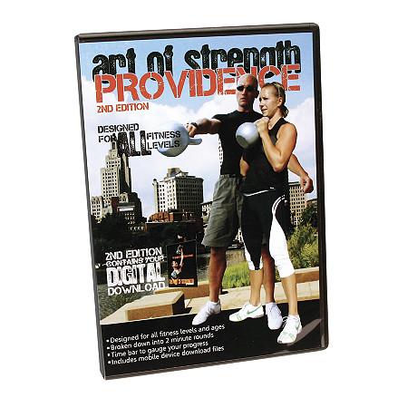 Providence Beginner Kettlebell DVD Online Dicount