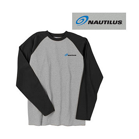 Nautilus® Long Sleeve Jersey Shirt
