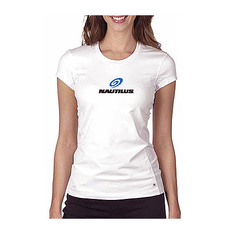 Nautilus® Ladies Mesh Back Shirt