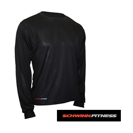 Schwinn® Long Sleeve Micro Shirt