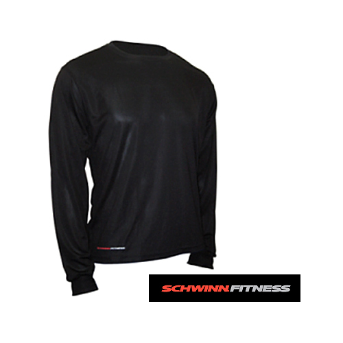 Schwinn Long Sleeve Micro Shirt, Size: XXL