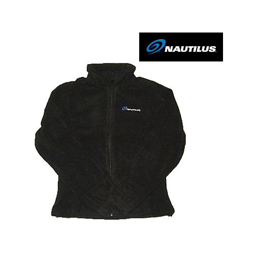 Nautilus Men's Fleece Jacket, Size L