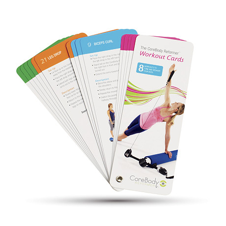 Workout Cards Online Dicount
