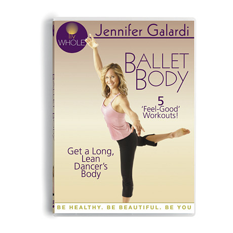 Jennifer Galardi Ballet Body