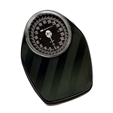 Bowflex® Mechanical Analog Scale