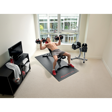 Selecttech 552 With Stand Selecttech® 552 Dumbbells