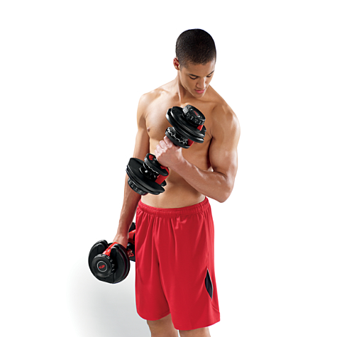 What Kinds of Exercises Can You Do With Bowflex SelectTech Adjustable Dumbbells?