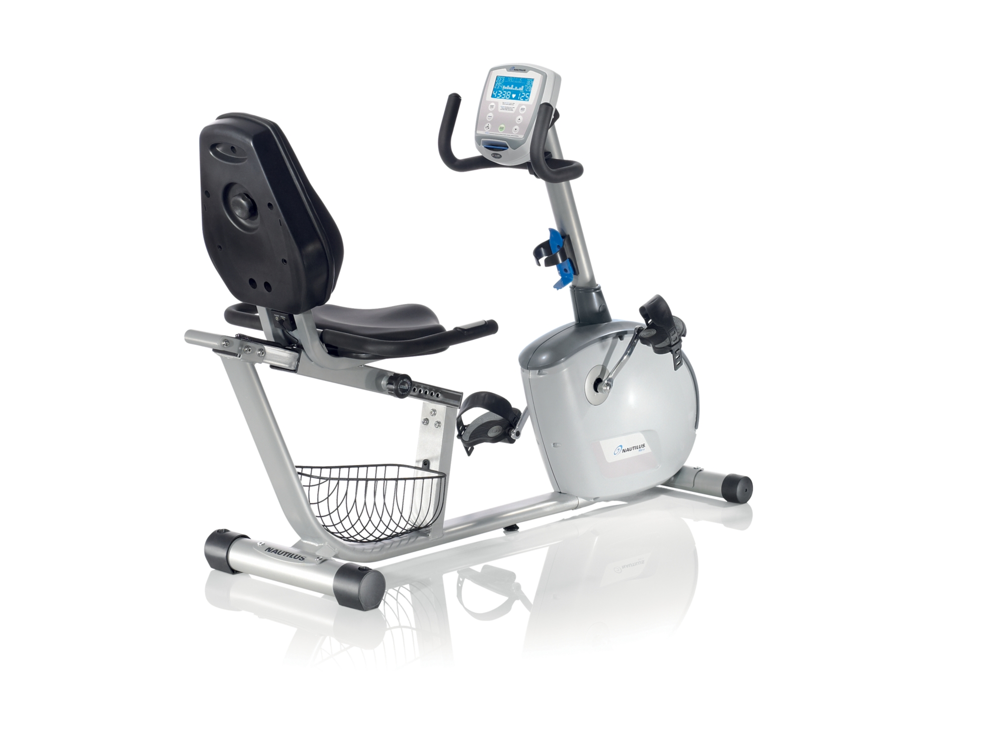 Nautilus R514 Recumbent Bike