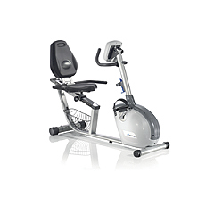 Nautilus® R514 Recumbent Bike