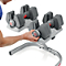 Universal® Power-Pak® 4-45 Dumbbell & Stand Thumbnail View 1