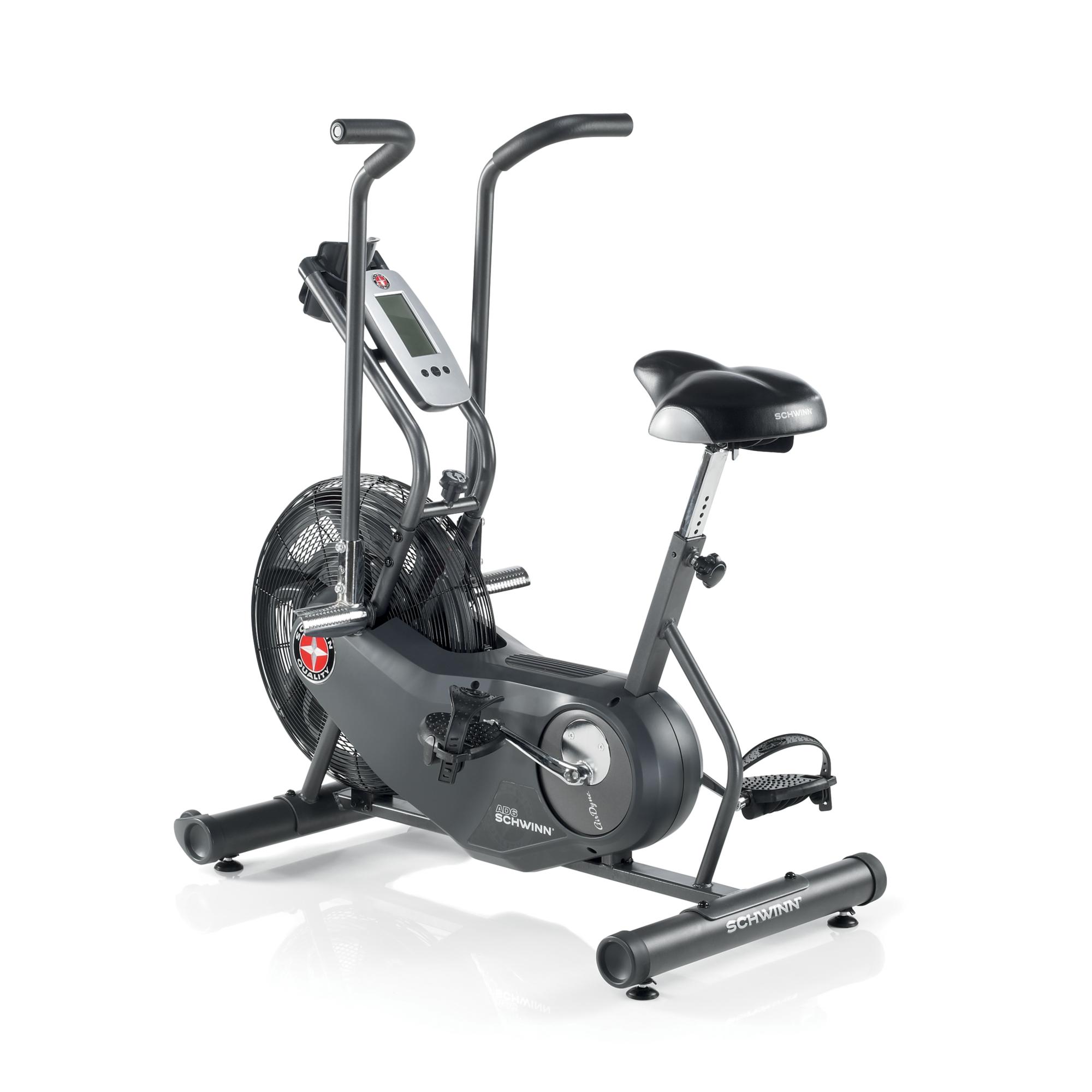 air bike exercise machine