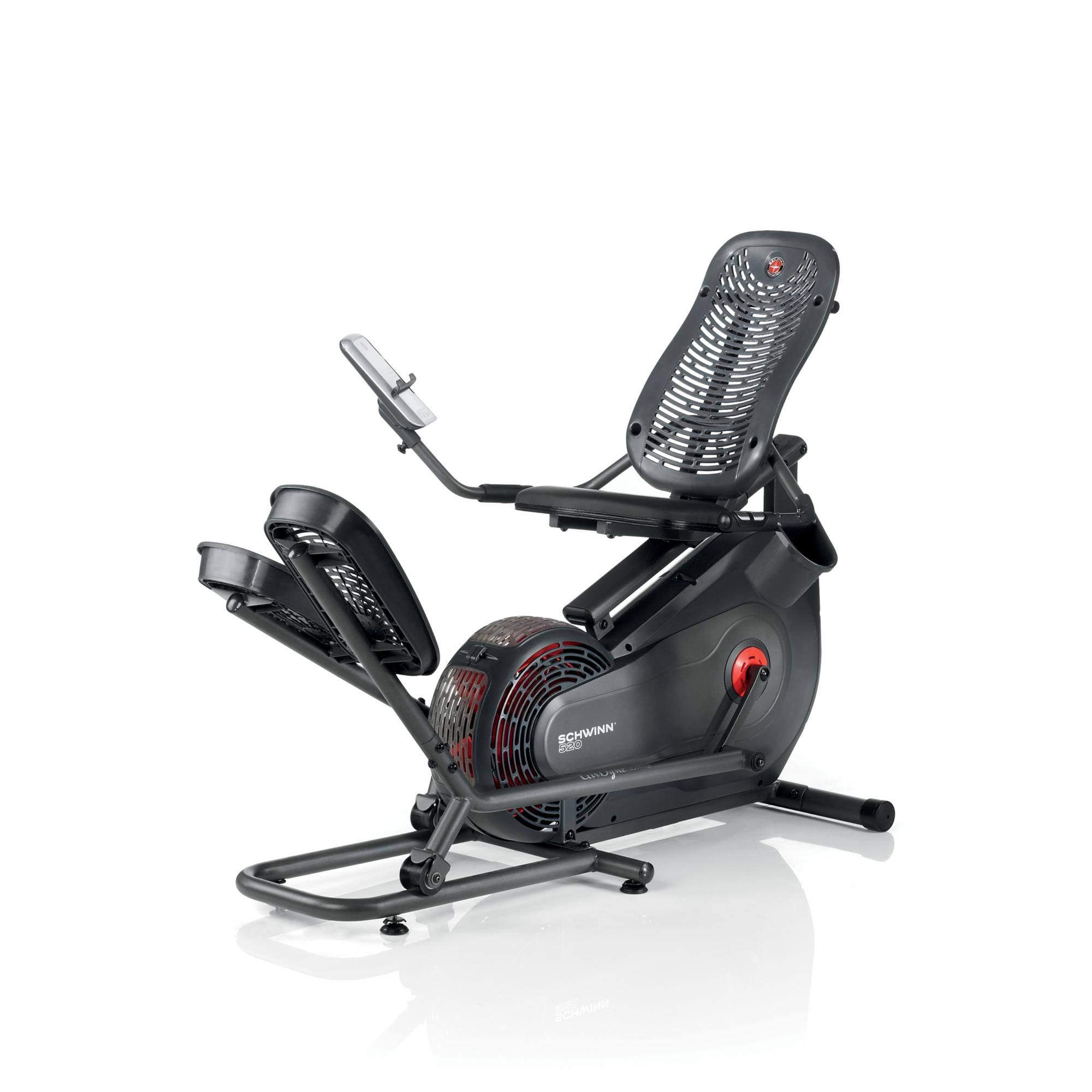 Elliptical Vs Bike Muscles Used: Schwinn® 520 Reclined Elliptical