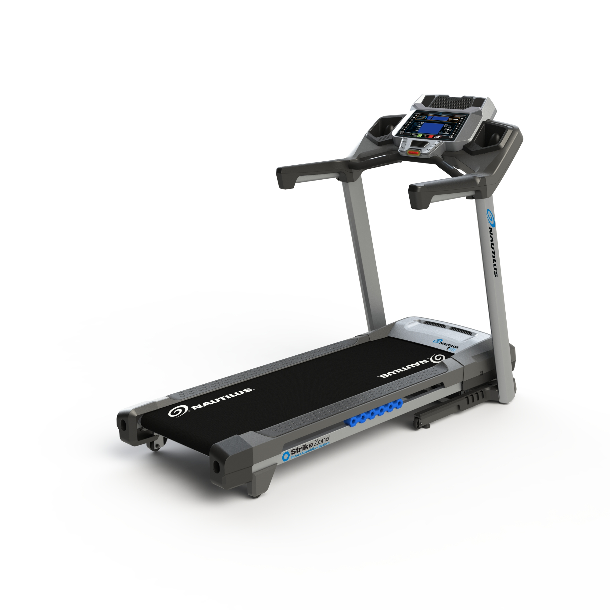 Golds Gym Treadmill Connect Bluetooth: Nautilus® T616 Treadmill
