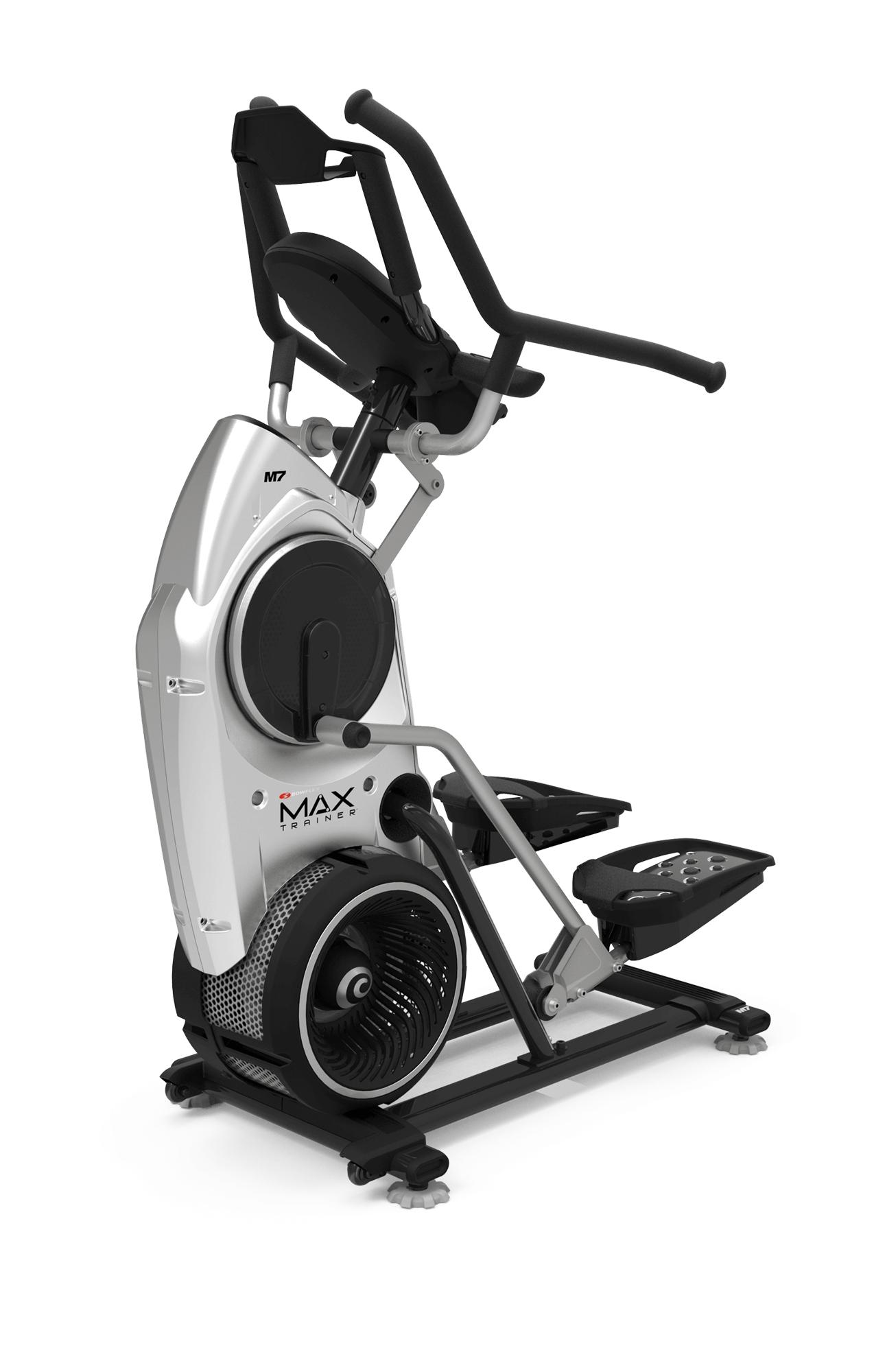 bowflex max trainer m7 nautilus international. Black Bedroom Furniture Sets. Home Design Ideas