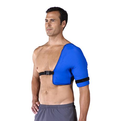 Elasto-Gel™ Hot-Cold Shoulder Wrap