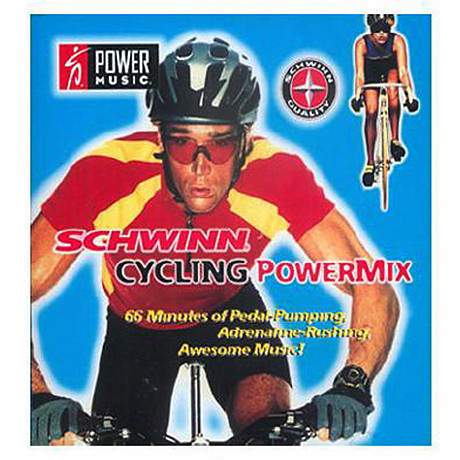 Schwinn® Cycling Power Mix CD