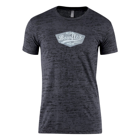 Bowflex® Men's Burn Out Tee