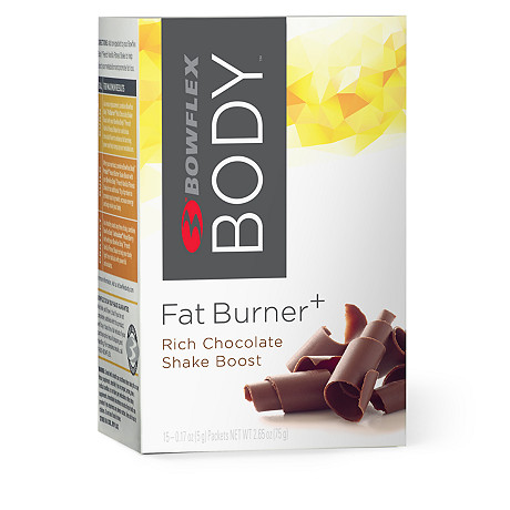 Bowflex Body Rich Chocolate Fat Burner+ Shake Boost Bowflex Catalog