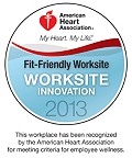 American Heart Association - Fit-Friendly Worksite Innovation 2013