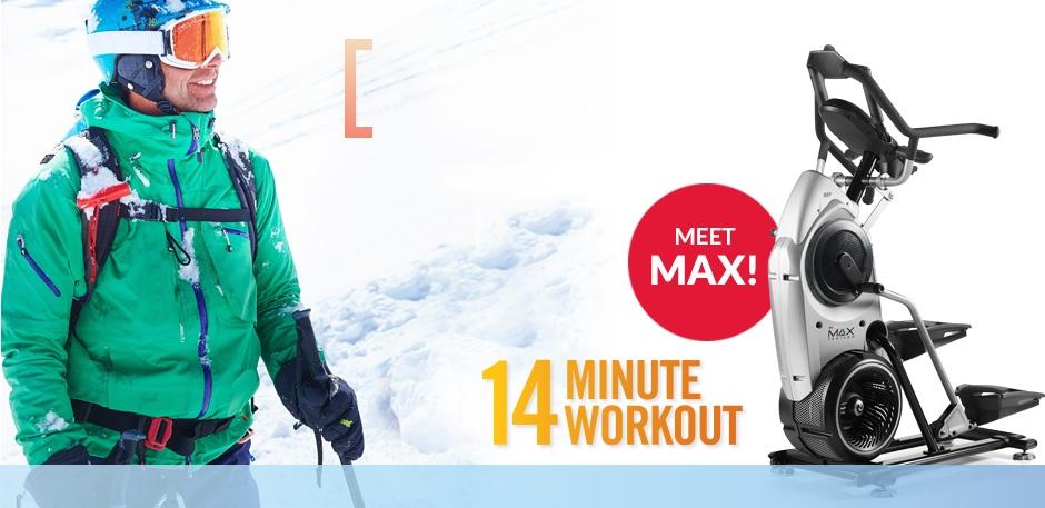 Bowflex® Max Trainer® M7