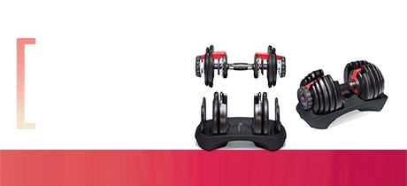 SelectTech® Dumbbells