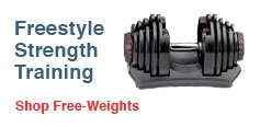 Shop All Free Weights