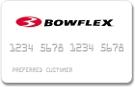 Bowflex Credit Card