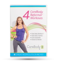 CoreBody Reformer® Workout DVD