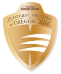 Portland Business Journal Healthiest Employers of Oregon 2016
