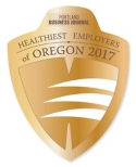 Portland Business Journal Healthiest Employers of Oregon 2017