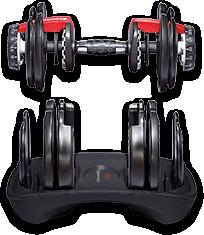 SelectTech® 552 Dumbbell