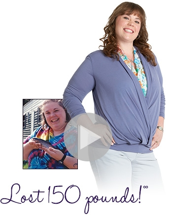 Dawn lost 150 pounds