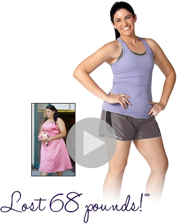 Elizabeth lost 68 pounds