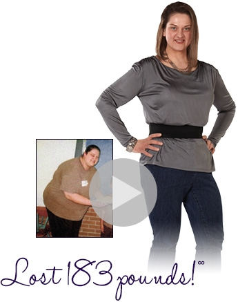 Susan lost 160 pounds