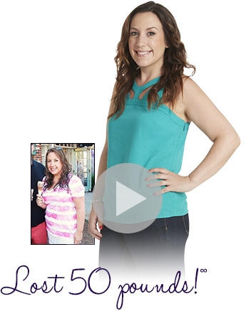 Vanessa's success story: she lost 50 pounds