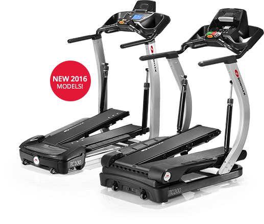 New TreadClimber Models