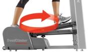 Smooth elliptical motion