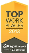 Top Work Places 2013