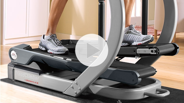 Watch the TreadClimber Walking Workout Video