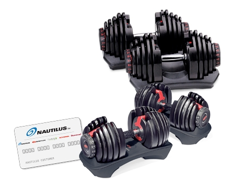 SelectTech Dumbbell Financing