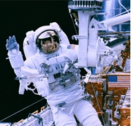 Space Station strength-training technology now available at home
